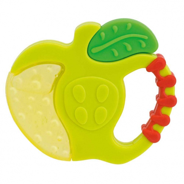 Chicco Fresh Relax Apple Teether 4M+