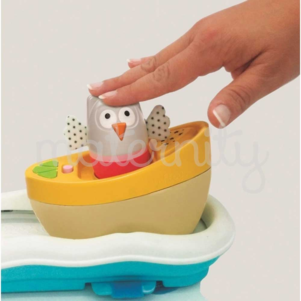 Taf Toys Musical Boat Cot Toy