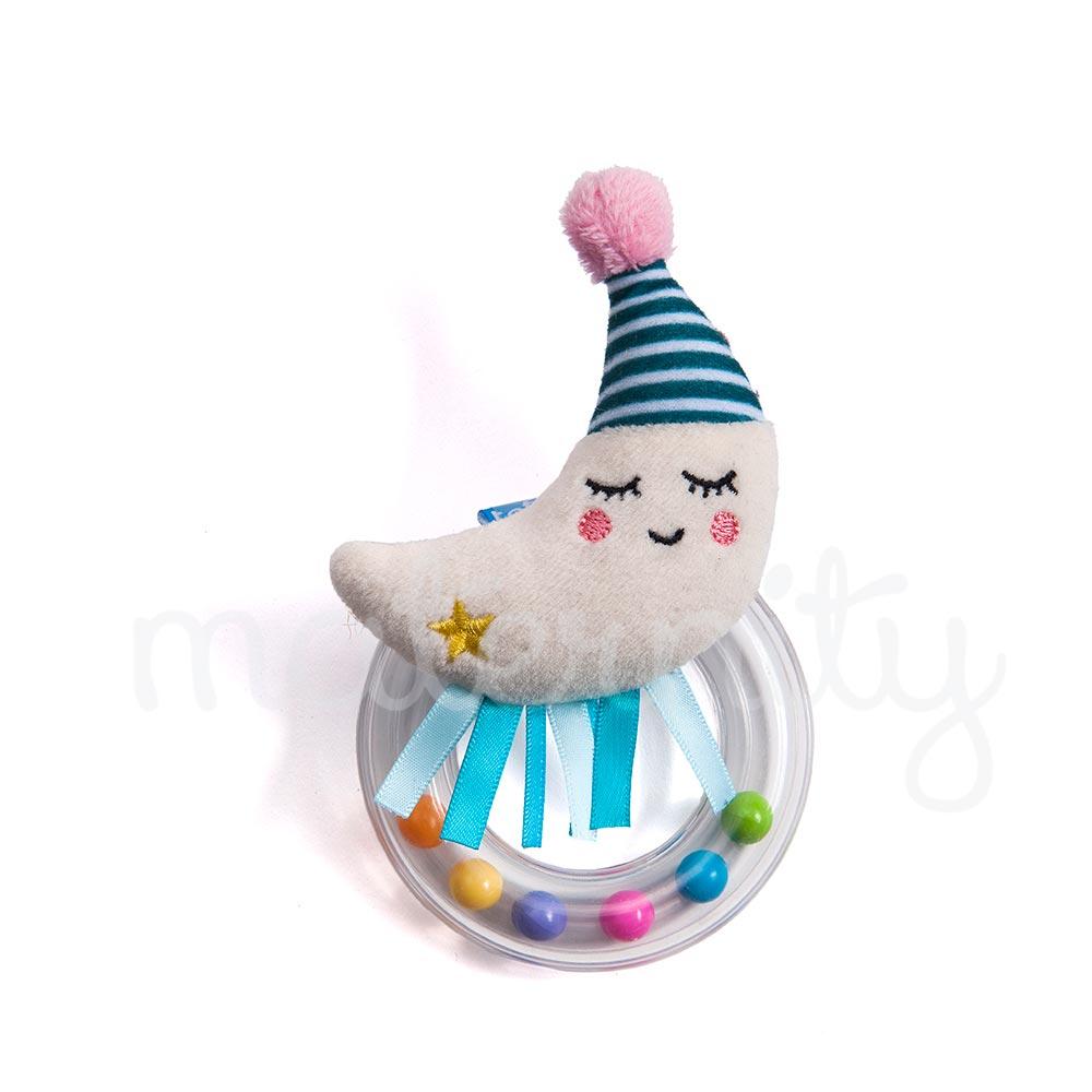 Taf Toys Mini Moon κουδουνίστρα