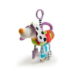 Taf Toys κρεμαστή κουδουνίστρα σκυλάκι Floppy Ears Dog