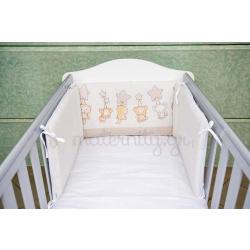Baby Star πάντα για κρεβάτι Balance εκρού