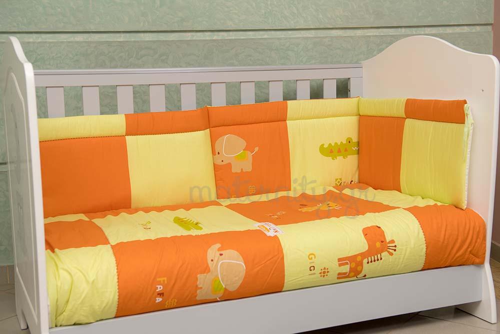 Chroma African Colors πάντα για κρεβάτι