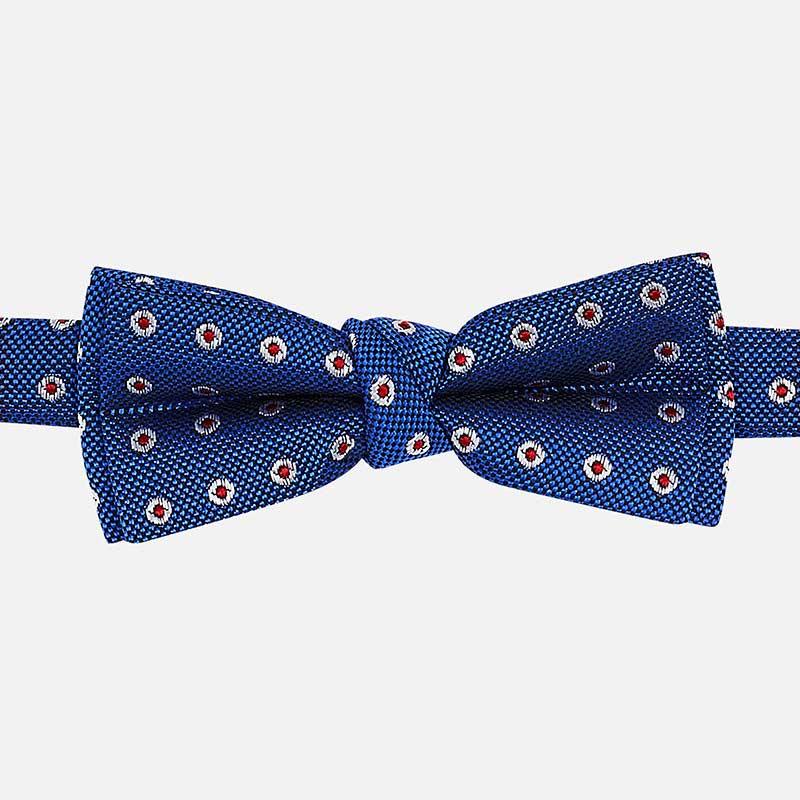 Παπιγιόν σε μπλε ρουά χρώμα Mayoral 09041-31