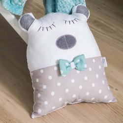 Διακοσμητικό μαξιλάρι Baby Star αρκούδος Nordic The Bear