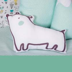 Διακοσμητικό μαξιλάρι Baby Star αρκουδάκι Nordic The Bear