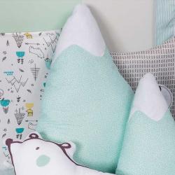 Διακοσμητικό μαξιλάρι Baby Star βουνό μεγάλο Nordic The Bear