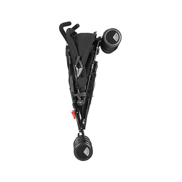 MacLaren Stroller Twin Techno Black