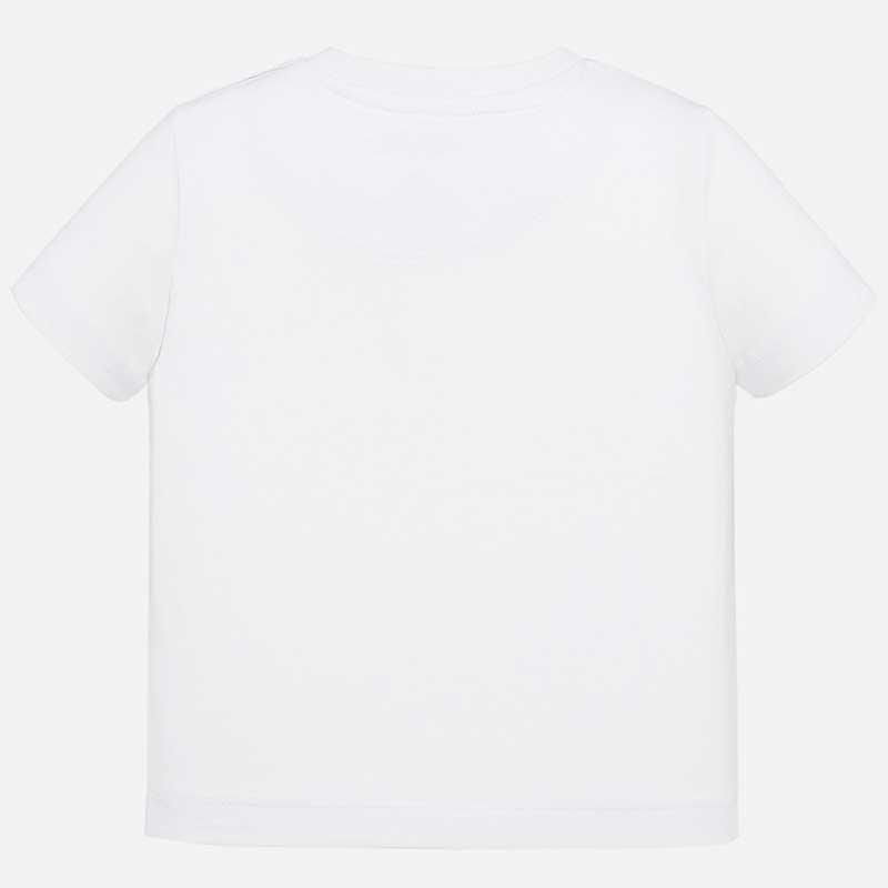 Μπλούζα κοντομάνικη τύπωμα Mayoral 00106-31