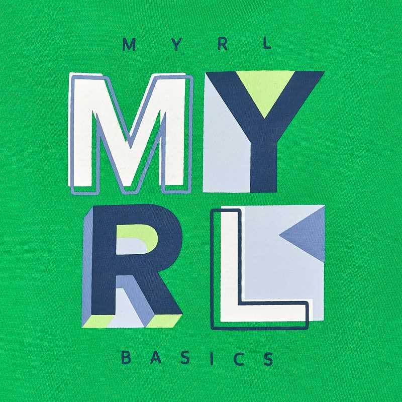 Μπλούζα κοντομάνικη τύπωμα Mayoral 00106-33