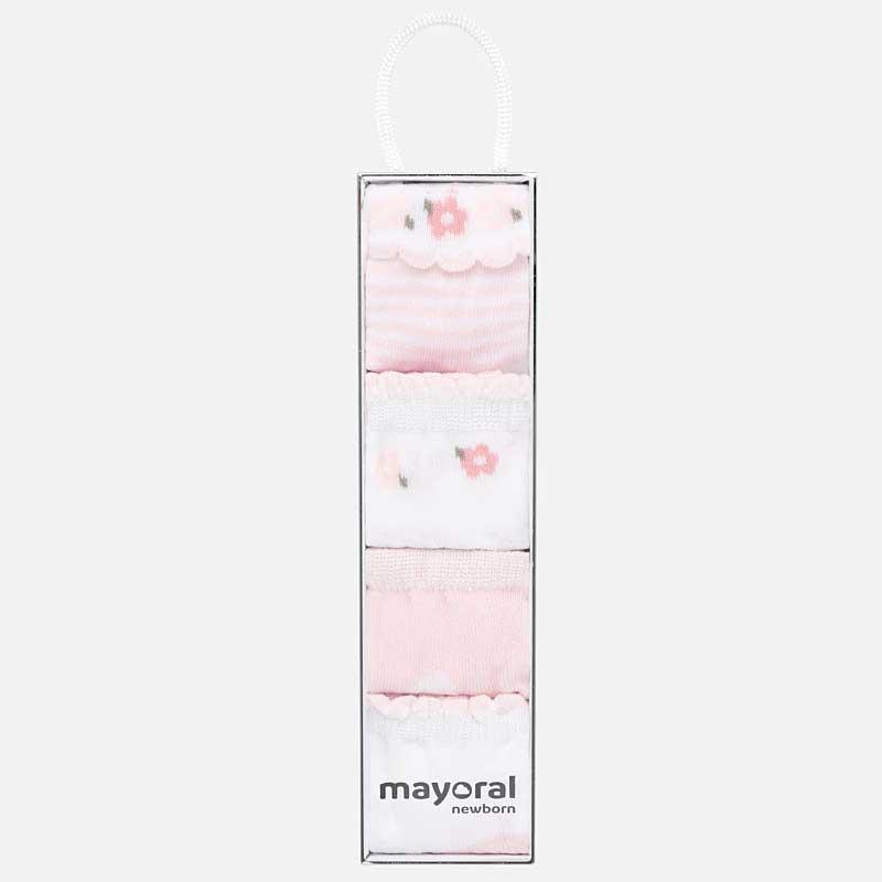 Σετ 4 καλτσάκια Mayoral 09245-73
