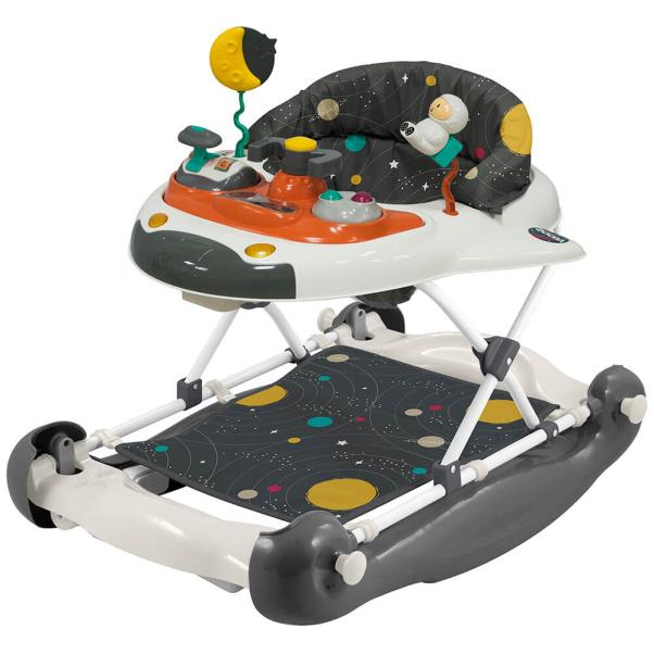 Bebe Stars Baby Walker Space 2 in 1 4215