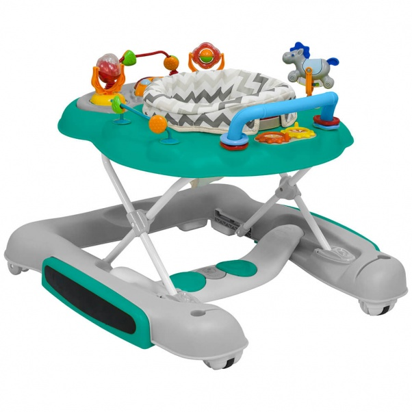 Bebe Stars Baby Walker & Playcenter Twist 5in1 4216