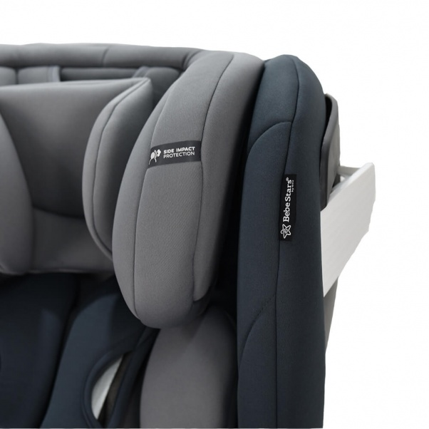 Κάθισμα αυτοκινήτου Bebe Stars Isofix 360° APEX Black