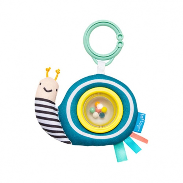 Taf Toys κουδουνίστρα Scotty The Snail