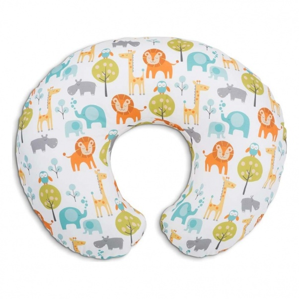 Chicco Μαξιλάρι θηλασμού Boppy Peaceful Jungle 79902-43