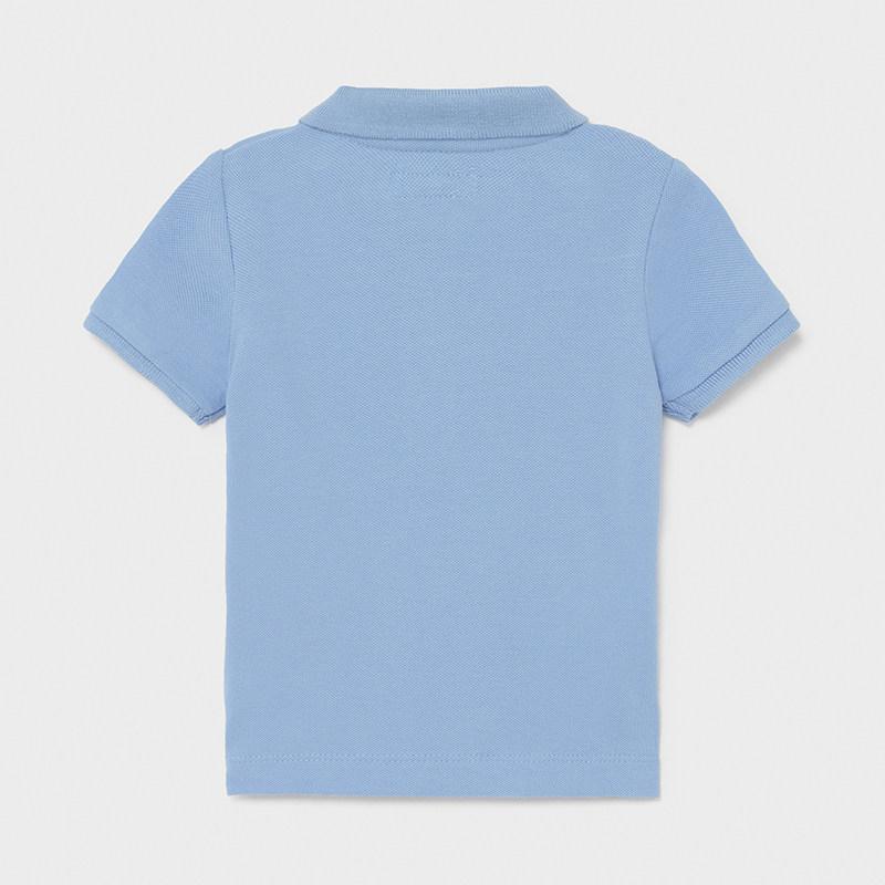 Μπλούζα παιδική πόλο κοντομάνικη Mayoral 00102-61