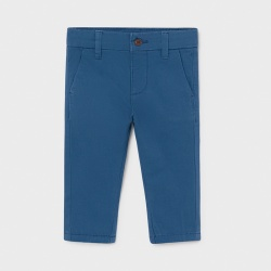 Παιδικό παντελόνι μακρύ καπαρτίνα μπλε Mayoral 00522-88