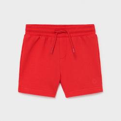 Παιδική βερμούδα φούτερ κόκκινη Mayoral 00621-41