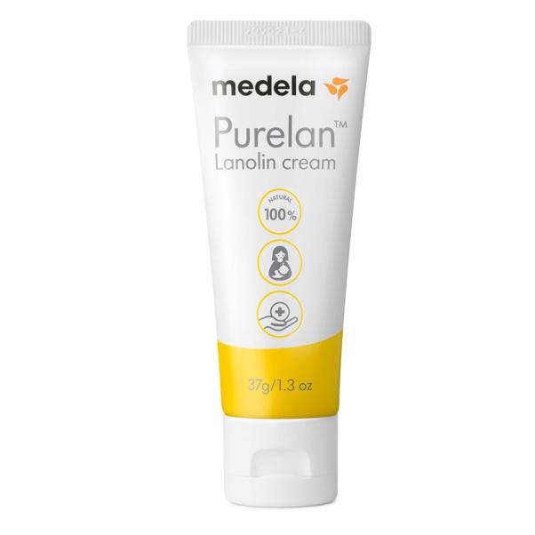 Medela Purelan 37g Lanolin Nipple Cream 100% Natural