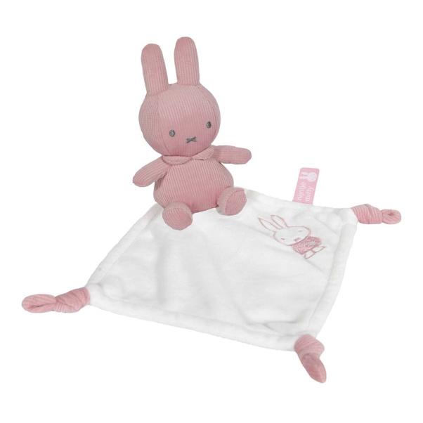 Λούτρινα παιχνίδια - Σετ δώρου Μiffy pink