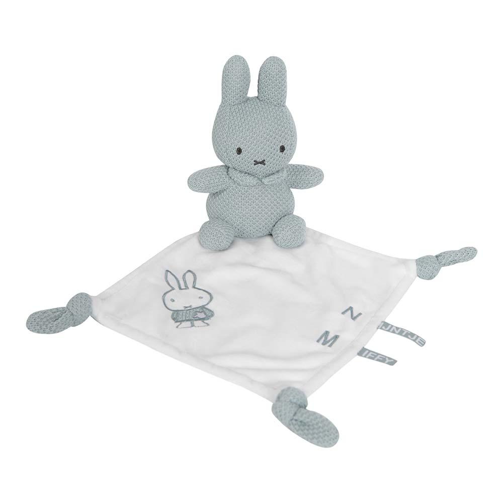 Πανάκι παρηγοριάς νάνι Miffy mint