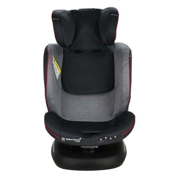 Κάθισμα αυτοκινήτου Bebe Stars Isofix 360° Levante Plus Red