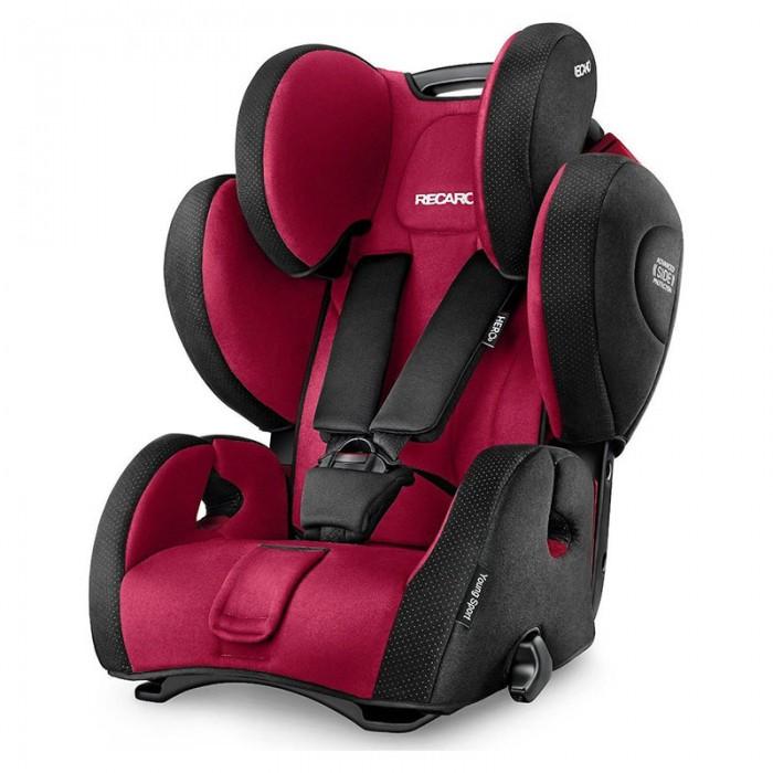 Recaro παιδικό κάθισμα αυτοκινήτου Young Sport Hero Ruby