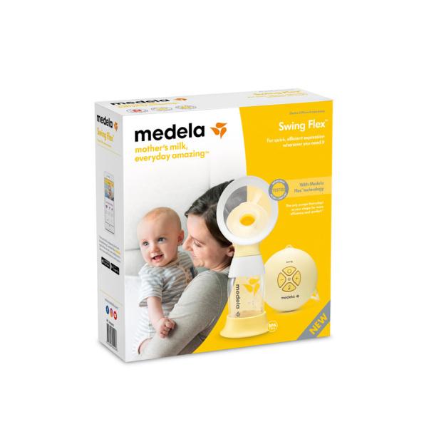 Medela Swing Flex 2-Phase Expression ηλεκτρικό θήλαστρο