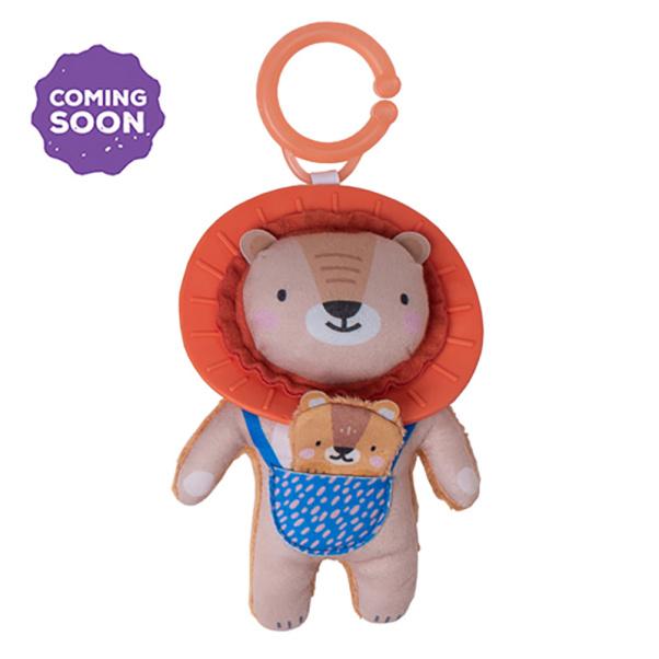 Taf Toys Harry the Lion Μασιτικό - Κουδουνίστρα