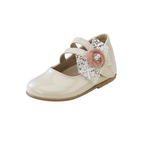 Παιδικό παπούτσι αμπιγιέ για κορίτσι  Gorgino 2041-7