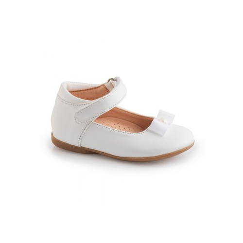 Παιδικό παπούτσι  για κορίτσι λευκό  Gorgino 2231-2