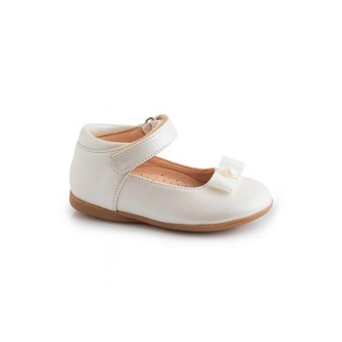 Παιδικό παπούτσι  για κορίτσι εκρού  Gorgino 2231-3