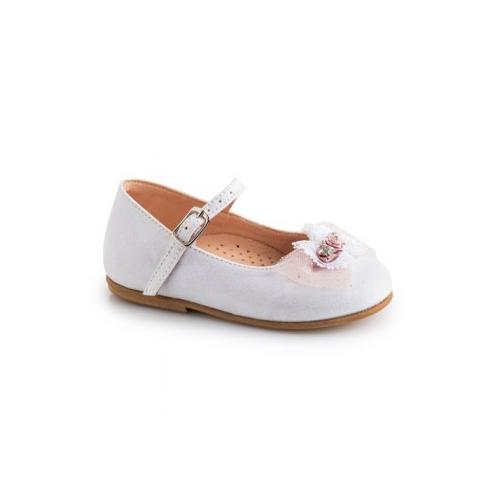 Παιδικό παπούτσι για κορίτσι λευκό Gorgino 2236-2
