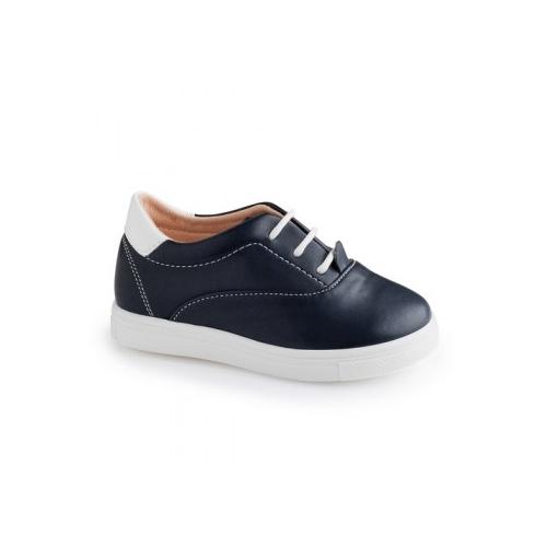 Παιδικό παπούτσι αμπιγιέ για αγόρι μπλε Gorgino 3116-2