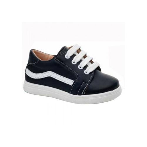 Παιδικό παπούτσι σνίκερ για αγόρι μπλε Gorgino 3123-1