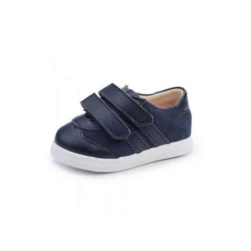 Παιδικό παπούτσι περπατήματος για αγόρι μπλε Gorgino 3130-1