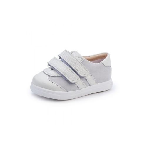 Παιδικό παπούτσι περπατήματος για αγόρι λευκό Gorgino 3130-2