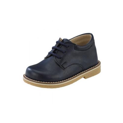 Παιδικό παπούτσι αμπιγιέ για αγόρι μπλέ Gorgino 825-1