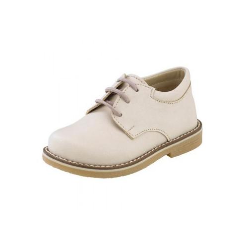 Παιδικό παπούτσι αμπιγιέ για αγόρι εκρού Gorgino 825-3