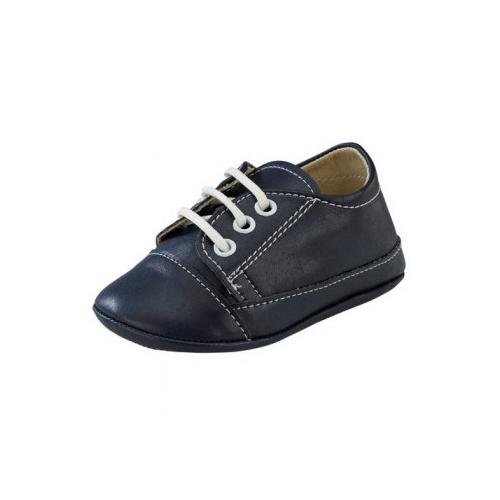 Παιδικό παπουτσάκι αγκαλιάς μπλε Gorgino GORG-M43-1