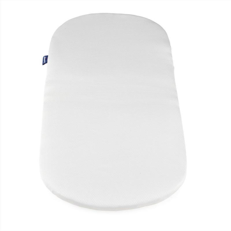 Chicco Στρώμα για ρηλάξ Baby Hug 4 σε 1 Λευκό 79606-10