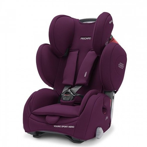 Recaro παιδικό κάθισμα αυτοκινήτου Young Sport Hero Very Berry