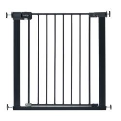 Safety 1st Πόρτα ασφαλείας Easy Close Metal Μαύρη