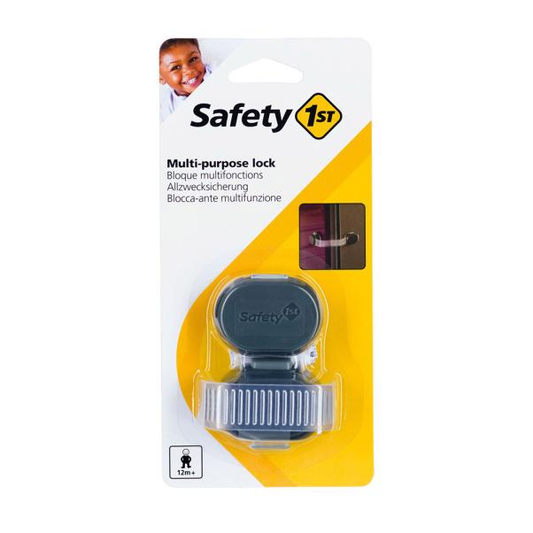 Safety 1st Ασφάλεια γενικής χρήσης (Γκρι)