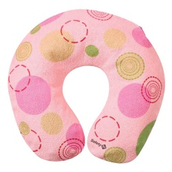 Safety 1st Μαξιλάρι για στήριγμα κεφαλιού Ροζ