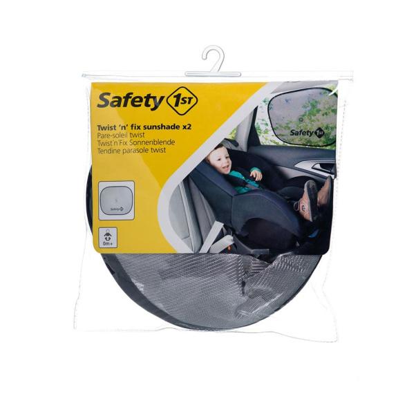Safety 1st Σκίαστρα για παράθυρο αυτοκινήτου 2(τμχ) Twist 'n' Fix