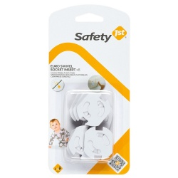Safety 1st Ασφάλεια πρίζας περιστρεφόμενη 8τμχ