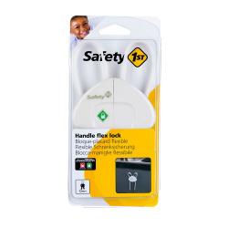 Safety 1st Ασφάλεια ντουλαπιών εύκαμπτη λευκή