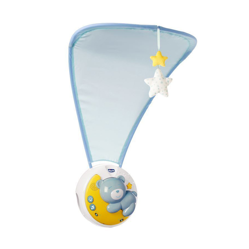 Chicco Παιχνίδι Κούνιας Κοντά στο Φεγγάρι Σιέλ