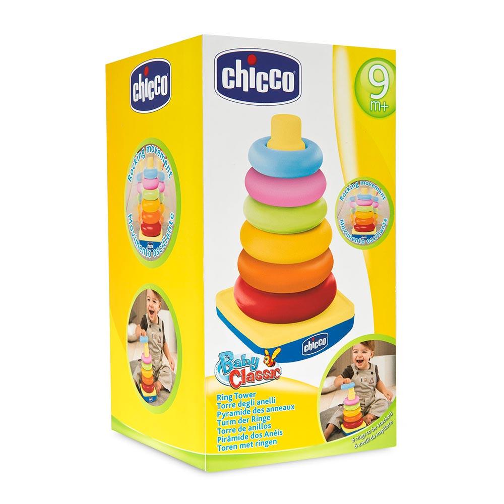 Chicco Πύργος με Κρίκους